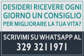 Consiglio Whatsapp