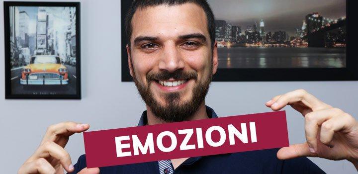 Cosa sono le emozioni e a cosa servono?