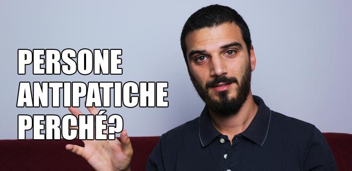 Perché le persone ci sono antipatiche Sebastiano Dato Coaching Online