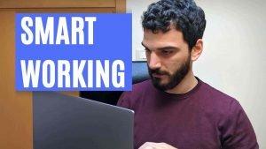 Smart Working: 7 consigli per lavorare da casa e da remoto