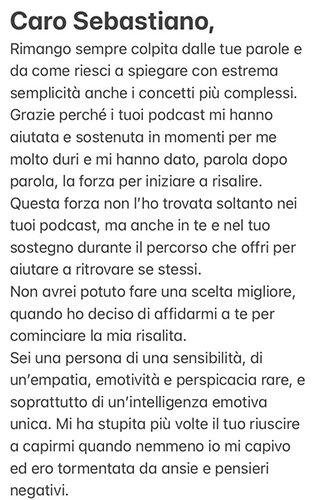 Sebastiano Dato Opinioni Gaia 1