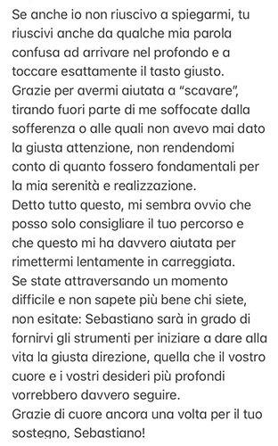 Sebastiano Dato Opinioni Gaia 2
